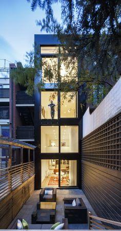 Hazelton Residence 1 / Batay-Csorba Architects