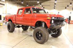 off road Ford Trucks Classic Ford Trucks, Old Ford Trucks, Cool Trucks, Pickup Trucks, Lifted Trucks, Ford 4x4, Lifted Ford, F250 Ford, Diesel Trucks