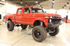 Off Road Expo  Ford F250 Crew Cab