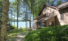 BEAUTIFUL,REMODELED LAKEFRONT HOME ON MICKEY LAKE & LONG LAKE aka 'golden pond'