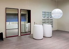 Specchio magico tvplus oled qled serie hotel curvo misura serie