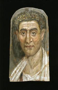 Brooklyn Museum: Egyptian, Classical, Ancient Near Eastern Art: The Mummy of Demetri[o]s