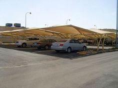 تركيب مشاريع مظلات مواقف السيارات - مظلات المشاريع الحكومية - - الدمام 30038