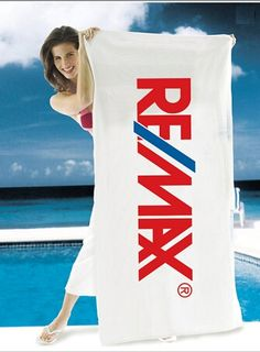 I want one of these! Where do I get one????? #remaxtowel
