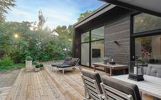 A3121 – Willa Nordic Exterior Design, Interior And Exterior, Farm Gardens, Garden Planning, Interior Architecture, Bungalow, Townhouse, Building A House, Pergola