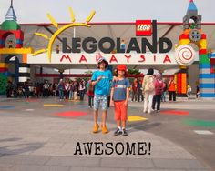 Legoland Malaysia Review. Was it worth the trip to Johor Baru? You bet! Legoland Malaysia is totally awesome. World Travel Family travel blog Malaysia