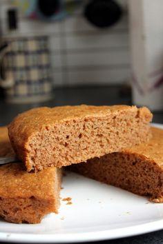 Gâteau extra moelleux à la crème de marrons
