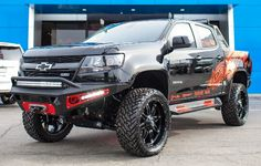 2016 Chevrolet Colorado Truck Mods Gm Trucks Lifted Chevy