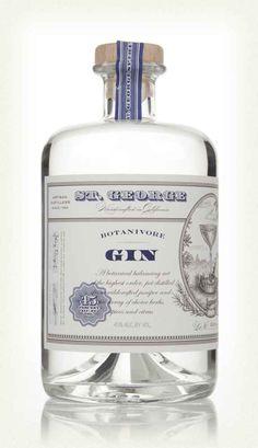 St. George Botanivore Gin 8/10 Fragrant & woodsy