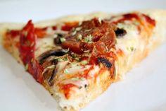 no soup for you: Massa de Pizza Perfeita
