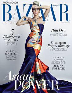 tạp chí Harper's Bazaar 03/2016, Rita Ora