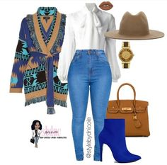 Ni'Cole inspired look. Classy Outfits, Stylish Outfits, Fall Outfits, Look Fashion, Girl Fashion, Fashion Outfits, Womens Fashion, Mode Chic, Autumn Winter Fashion