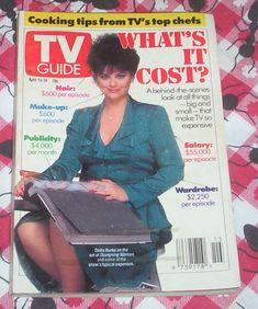 TV GUIDE April 13 - 19-1991 DELTA BURKE Richard Chamberlain HENRY WINKLER