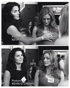 I love this! Jane and Maura