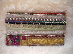 Le v.5 Kutchi embrayage... Un embrayage unique par TheBohoStore