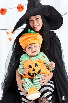 Happy Halloween! Make Baby's first Halloween extra adorable with the cutest costumes ever.  From princesses to super heroes to monkeys and more, Target and Target.com have lots of options to choose from.  Begin their Halloween with a cute outfit for daycare or hanging at home. Then, bring on the cozy costume that's warm enough for the chilly October weather. Have fun showing off your little one and getting a few treats along the way! Babys 1st Halloween, Baby Girl Halloween, Happy Halloween, Cute Costumes, Costume Ideas, Halloween Costumes, October Weather, Baby Boy Or Girl, Holiday Looks