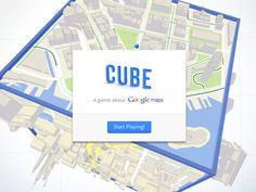 Google lance (enfin) son jeu appelé Cube     Google Maps Cube vous aide à passer le temps    Pour lire la suite, suivez ce lien http://www.trendy-magazine.com/news/google-lance-enfin-son-jeu-appele-cube/