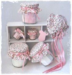 Cadeau naissance body marmelade Liberty Brod - babyscakes.fr