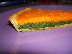 tarta espinacas calabaza