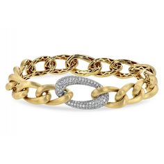 Shop Allison Kaufman Bracelets like this Gold Bracelet at Enchanted Jewelry in Plainfield CT Carat Gold, 18k Gold, Enchanted Jewelry, Silver Prices, Gold Pearl, Silver Diamonds, Jewelry Bracelets, White Gold, Wedding Rings