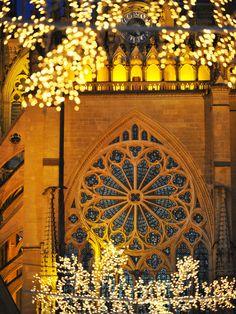 Metz France Christmas Market