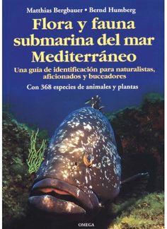 FLORA Y FAUNA SUBMARINA DEL MAR MEDITERRANEO