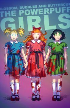 #powerpuffgirls