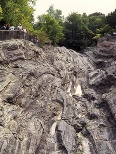 Glacial grooves on Kelleys Island (with hope this will be our next vacation!)