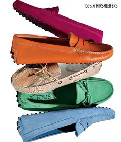 Tods shoes- I am seriously in love with these