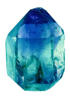 crystal- A small piece of a substance that has many sides and is formed when the substance turns into a solid, a clear transparent mineral of glass resembling glass