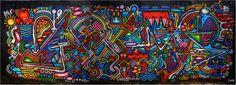 Street Art by Karim SAARI on 500px