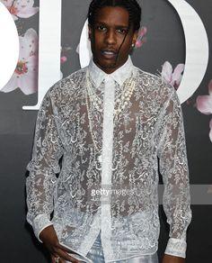 Asap Rocky Outfits, Majid Jordan, Fashion Ideas, Men's Fashion, Pretty Flacko, Barong, A$ap Rocky, Dress For Success, Man Style