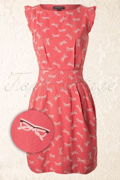 Emily and Fin - 60s Alice Sunglasses Dress