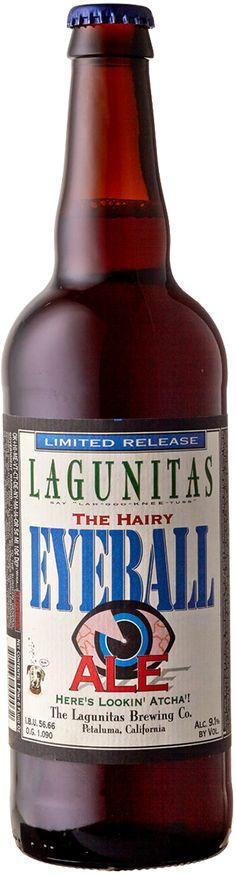 Hairy Eyeball | Lagunitas Brewing Company
