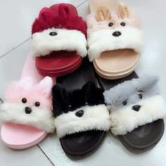 Korean Shoes, Baby Shoes, Slippers, Facebook, Kids, Fashion, Young Children, Moda, Boys