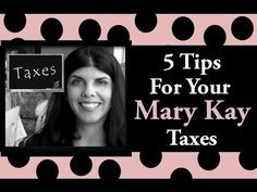 5 Tips For Your Mary Kay (and small business taxes)Taxes. Please share with your friends! Subscribe for more videos! :) #credit Credit Cards