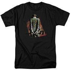Riddler Convicted -- Batman Arkham City Adult T-Shirt @ niftywarehouse.com