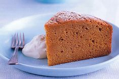 This is a really excellent cake - easy to make, great texture and tastes yummy.