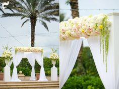 naples wedding flowers