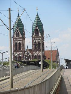 Freiburg, Germany- Best sausage ever!