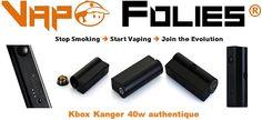 Mod #Kbox #Kanger 40 watts – 13.40€