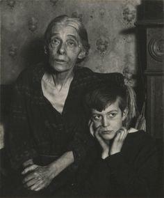 Consuelo Kanaga (American, 1894-1978). The Widow Watson (New York), 1922-1924