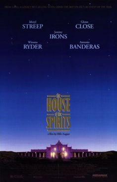 The House of the Spirits movie poster