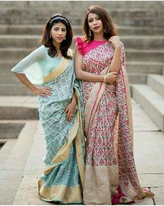 wedding season 15 Stunning Collar Neck Blouse Designs for all Seasons Saree Jacket Designs, Saree Blouse Patterns, Designer Blouse Patterns, Design Patterns, Sari Blouse, Collar Blouse, Blouse Back Neck Designs, Fancy Blouse Designs, Saree Styles