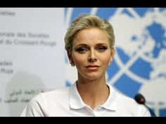 """Princess Charlene attends the launch of 2016 World First Aid Day Princess Charlene attends the launch of 2016 World First Aid Day On September 9 2016 as the goodwill ambassador of International Federation of Red Cross and Red Crescent Societies (IFRC) Princess Charlene of Monaco attended the launch of """"World First Aid Day 2016"""" held at the United Nations Geneva Office in Geneva Switzerland. Princess Charlene gave a speech at the launch. ------------------------------ subscribe for more…"""