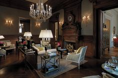 Les 20 plus beaux hôtels de France.