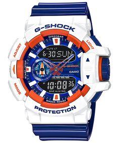Casio G-Shock GA400CS-7A Denver Broncos Style