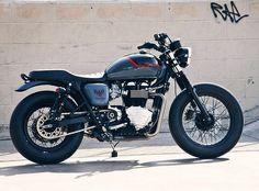 Triumph Bonneville T100 by Roland Sands Design | Moto Rivista