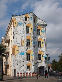 In Search Of: Creative Lithuania: Vilnius Street Art Festival 20...