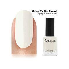 Smalti per unghie : SMALTO PER UNGHIE BARIELLE - GOING TO THE CHAPEL